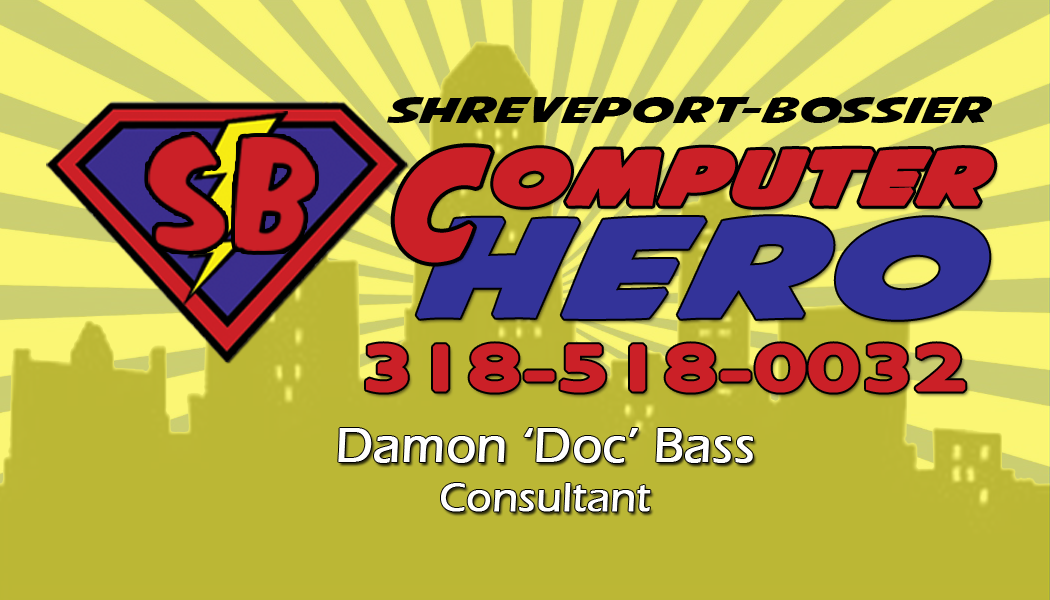 Shreveport-Bossier Computer Hero